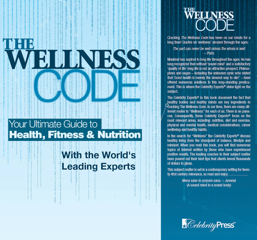 The Wellness Code Book Jacket Image